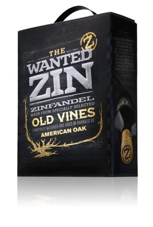 3 L The Wanted Zin Old Vines Pugilia IGT 14,5% BIB
