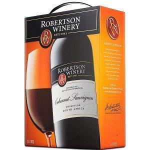 BiB 3L - Robertson Winery Cabernet Sauvignon 14%