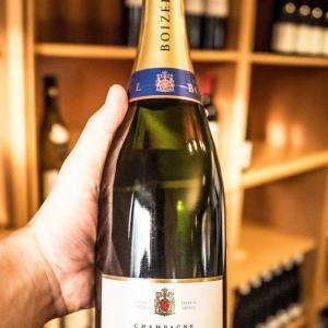 Boizel Blanc de Blancs Champagne
