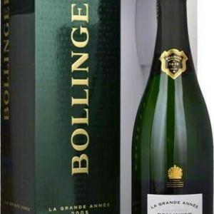Bollinger Champagne La Grande Annee 2005 (Db Mgm) Fl 300