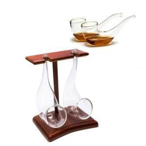 Brandy Pipes Med Stativ 2pk Vinology
