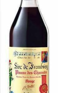 Brillet Pineau Des Charantes Rouge 0,7 liter5 Ltr