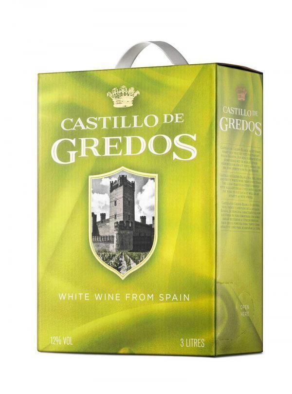 Castillo de Gredos Hvid 12% 3 L
