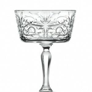 Champagne Glas Tattoo, RCR 268ml (6stk)