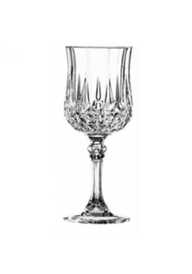 Ida rødvinsglas med guld fra Holmegaard - Nyt-Brugt-Smukt