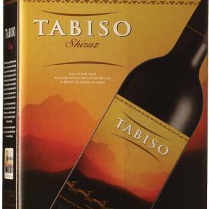 Tabiso Shiraz 13,5% 3 L