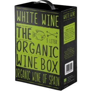 The Organic Wine Box White 3 L
