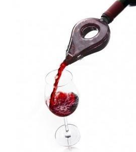 Vacuvin wine aerator