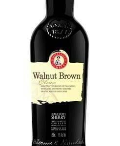 Walnut Brown Oloroso Sherry 0,7 liter5 Ltr