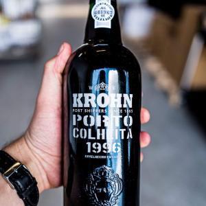 Wiese & Krohn 1996 Krohn Colheita Port