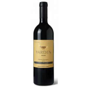 Yarden El Rom Vineyard Cabernet Sauvignon 2014