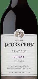 Jacobs Creek Shiraz 13,5% 75 cl