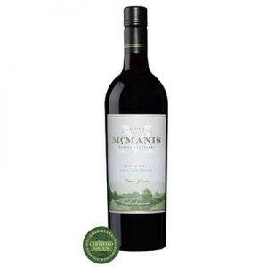 Zinfandel, McManis Family Vineyards, Ripon, Californien