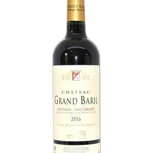2016 Château Grand Baril