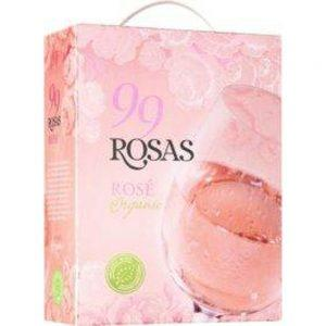 99 Rosas Organic Rose 13,5% 3 L BIB