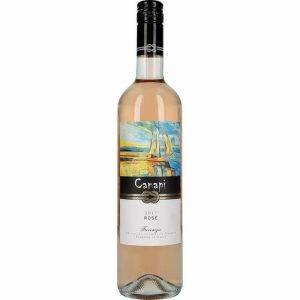 Canapi Rosé Vin 12,5% 0,75l