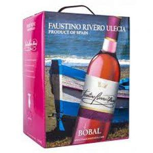 Faustino Rivero Rose 11% BIB 5 L