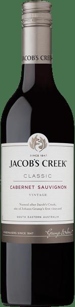 Jacobs Creek Shiraz Cabernet Sauvignon 13,5% 75 cl