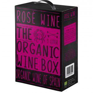 The Organic Wine Box Rosé 3 L