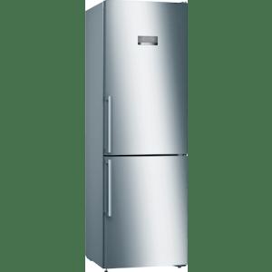 Bosch Series 4 kølefryseskab KGN367IDQ (rustfrit stål)