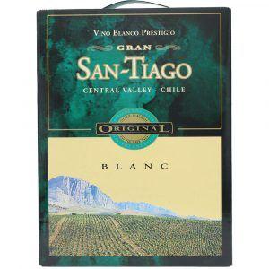 San Tiago Blanc 3 liter BIB