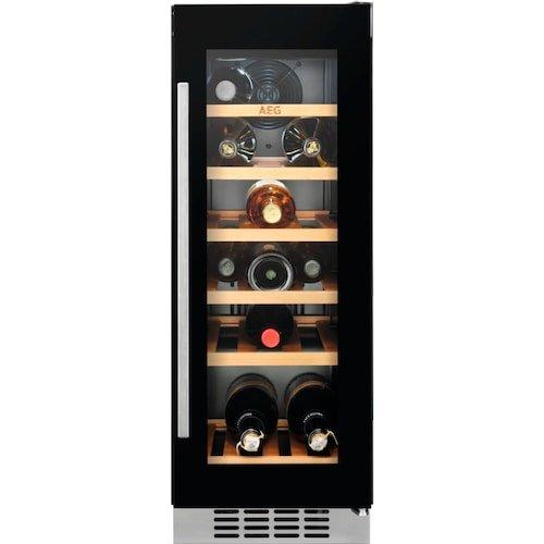 AEG vinkøleskab (Sort)