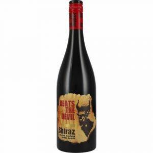 Beats The Devil Premium Shiraz Rødvin 14,5% 0,75 ltr.