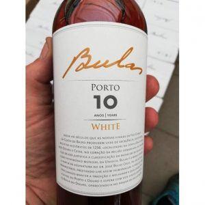 Bulas 10 Års White - Portvin