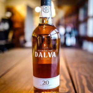 Dalva Dry White 20 års