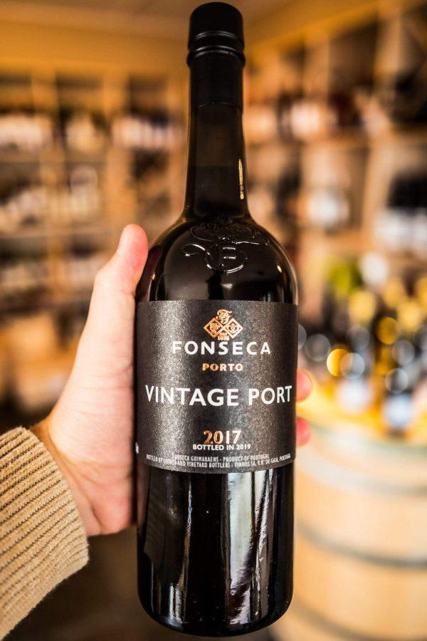 Fonseca Port 2017 Vintage Port