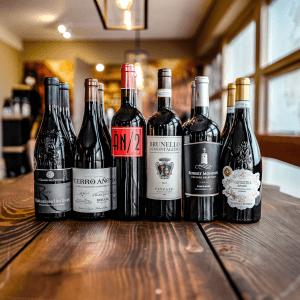 Vinmandens Dusin 3.0 + Laguiole Vinoplukker