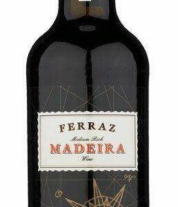 Ferraz Medium Rich Madeira 0,75 ltr
