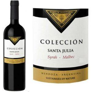 Santa Julia Coleccion Syrah / Malbec 0,75 ltr