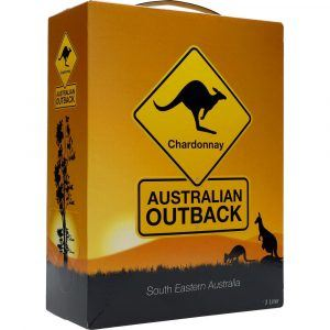 Australian Outback Chardonnay 12,5% 3 ltr.