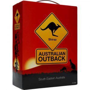 Australian Outback Shiraz 13,5% 3 ltr.