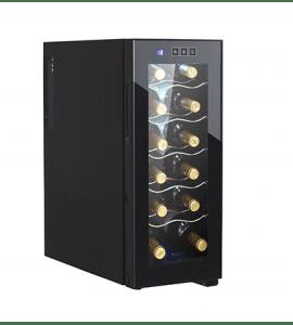 Adler vinkøleskab 12 flasker
