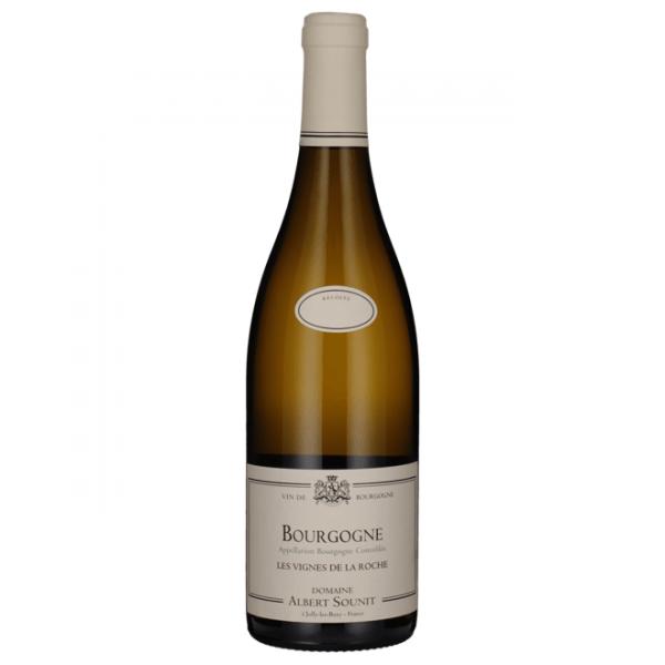 Albert Sounit Bourgogne Blanc - Les Vignes de la Roche 2018
