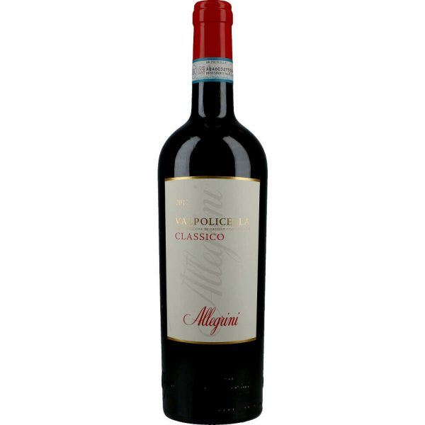 Allegrini Valpolicella Classico Rødvin 13% 0.75 ltr.