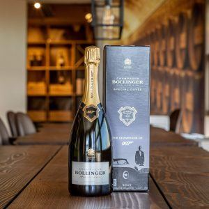Bollinger Champagne Special Cuvée 007 Limited Edition