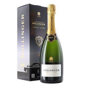 "Bollinger Champagne Cuvee Special Brut ""007"" Edt."